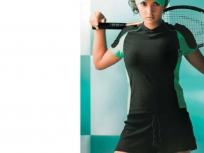 Sania Mirza in Sprite Ad