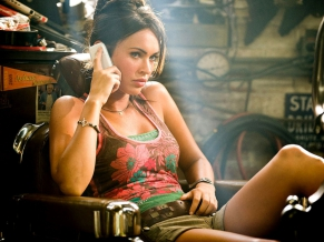 Megan Fox Exclusive Transformers 2