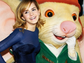 Emma Watson at Tale of Despereaux Premiere
