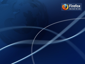 Firefox Take Back The Web Blue Curves
