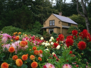 Garden House Oregon