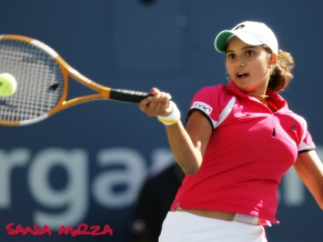 Indian Tennis sania mirza