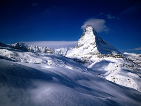 Matterhorn Valais Switzerl