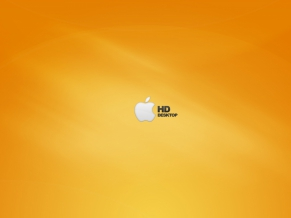 Apple HD Orange