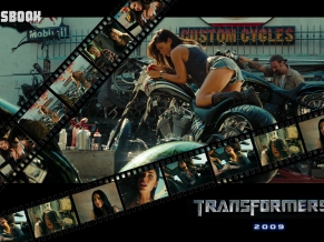 Megan Fox Crazy On Bike