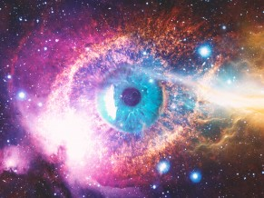 Cosmic Space Eye