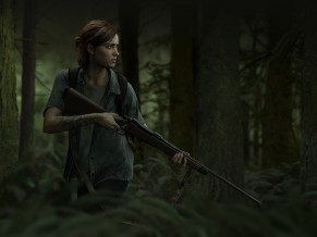 Ellie The Last of Us Part II