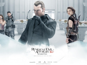 Resident Evil Afterlife 1
