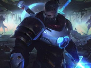 Shen League of Legends