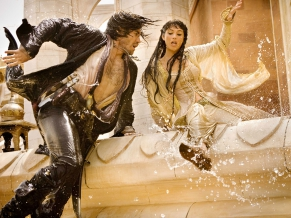 2010 Prince of Persia The Ss of Time Movie