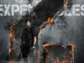 Expendables 2 Sylvester Stallone
