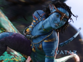 Female Character in Avatar