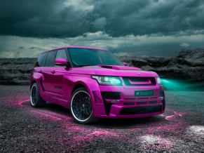 Hamann Range Rover Vogue 2013 Widebody Mystere