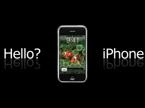 Hello iPhone Widescreen