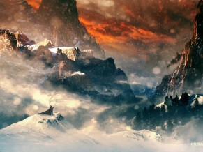 Hobbit Mountains