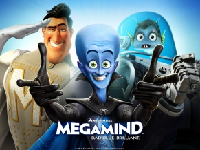 Megamind 2010 Movie