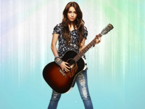 Miley Cyrus & Guitor