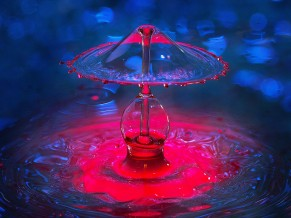Waterdrop Splash