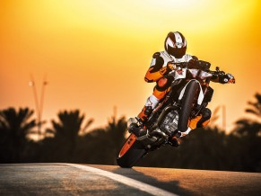 2017 KTM 1290 Super Duke R Stunt