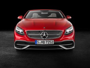 2017 Mercedes Maybach S 650 Cabriolet