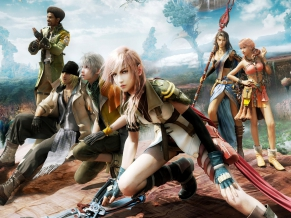 Final Fantasy 13 Game