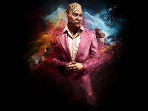 King Pagan Min in Far Cry 4