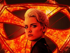 Wallis Day as Nyssa in Krypton