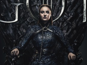 Sansa Stark in Game of Thrones Final Season 8 2019