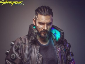 Cyberpunk 2077 Male Cosplay
