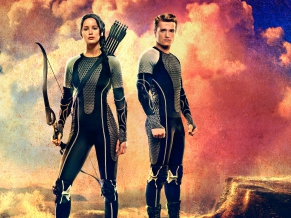 Katniss Peeta The Hunger Games Catching Fire
