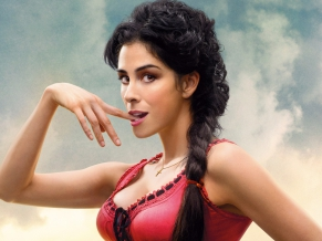 Sarah Silverman in A Million Ways to Die in the West