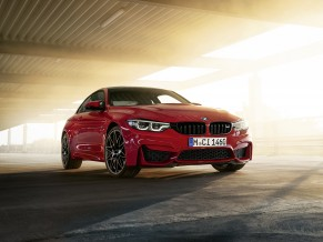 BMW M4 Coupe Edition M Heritage 2019