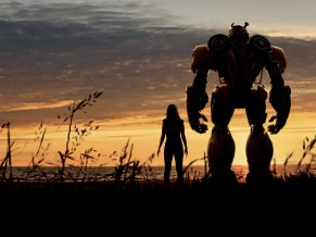 Bumblebee 018 Movie 4K