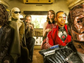 Doom Patrol Season 1 2019 4K