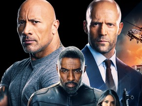 Fast & Furious Presents Hobbs & Shaw 2019 4K