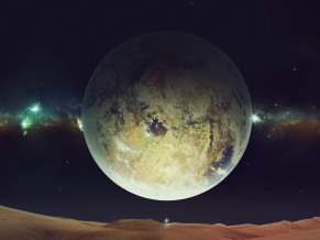 Planet Close up 4K