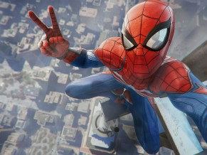 Spider Man Game PlayStation 4 2018 4K