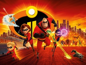Incredibles 2 4K 8K