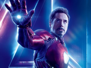 Iron Man in Avengers Infinity War 4K 8K