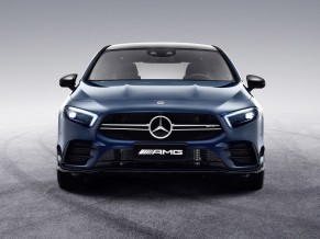Mercedes AMG A 35 L 4MATIC 2019 4K