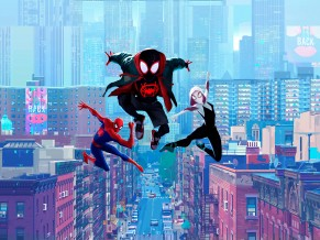 Spider Man Into the Spider Verse 4K 5