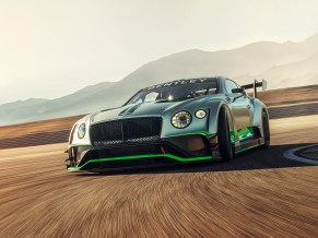Bentley Continental GT3...