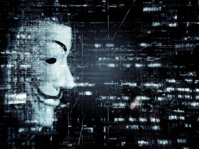 Anonymous Hacker Mask 5K