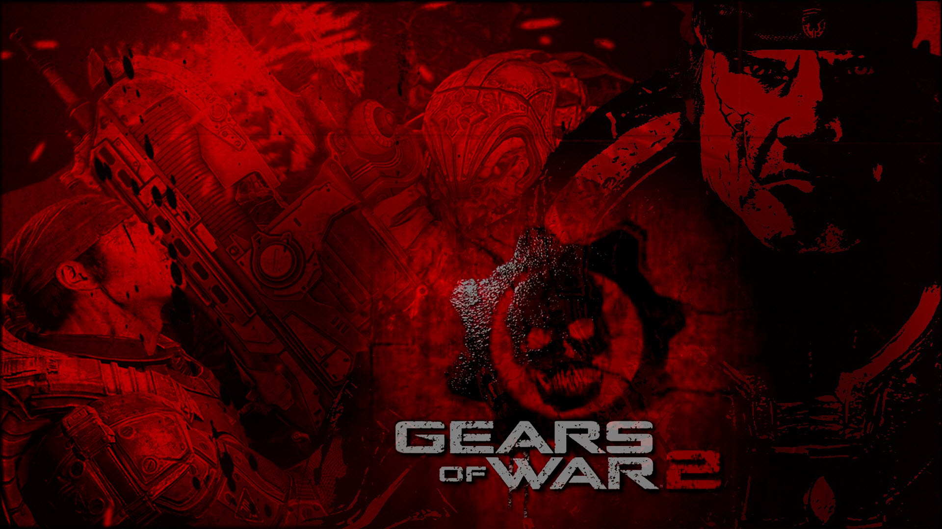 gears of war 2 game wallpapers | wallpapers hd