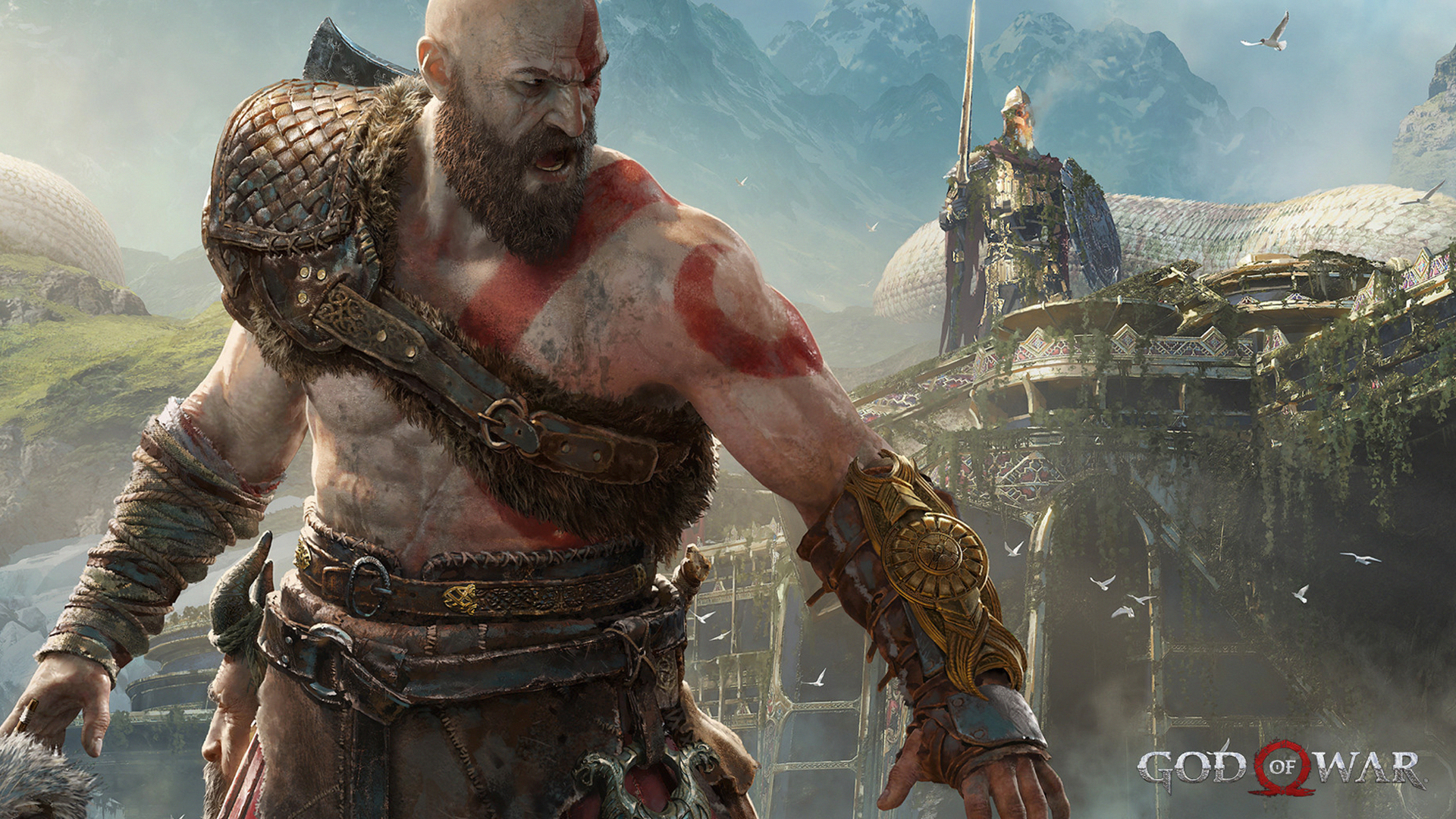 God Of War Kratos Wallpapers Wallpapers Hd
