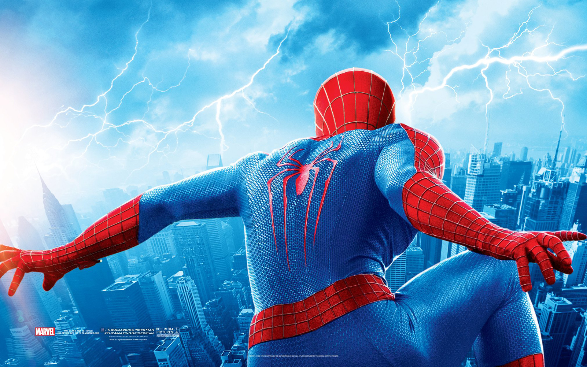 2014 The Amazing Spider Man 2 Wallpapers