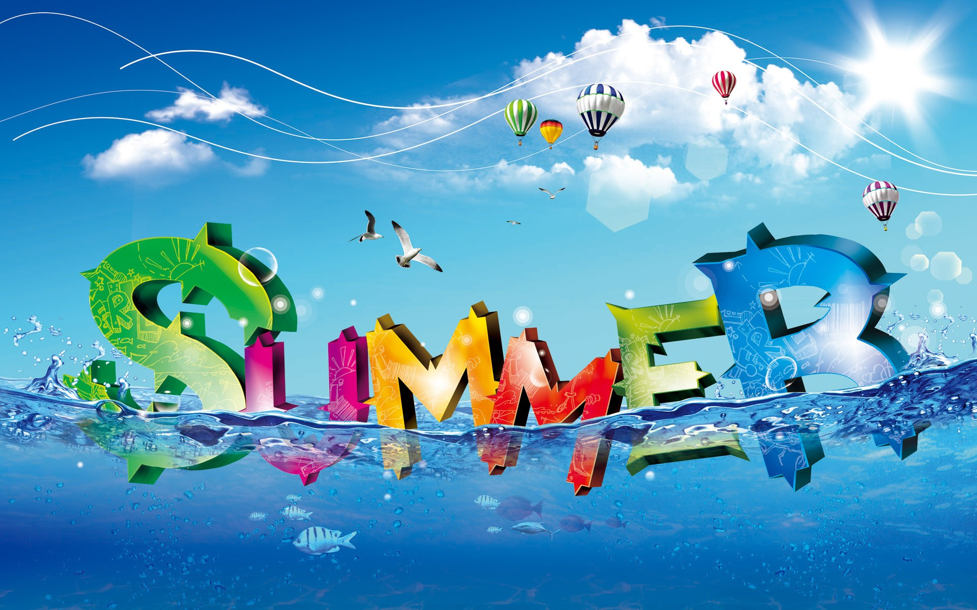 summer vacation wallpaper facebook - photo #6