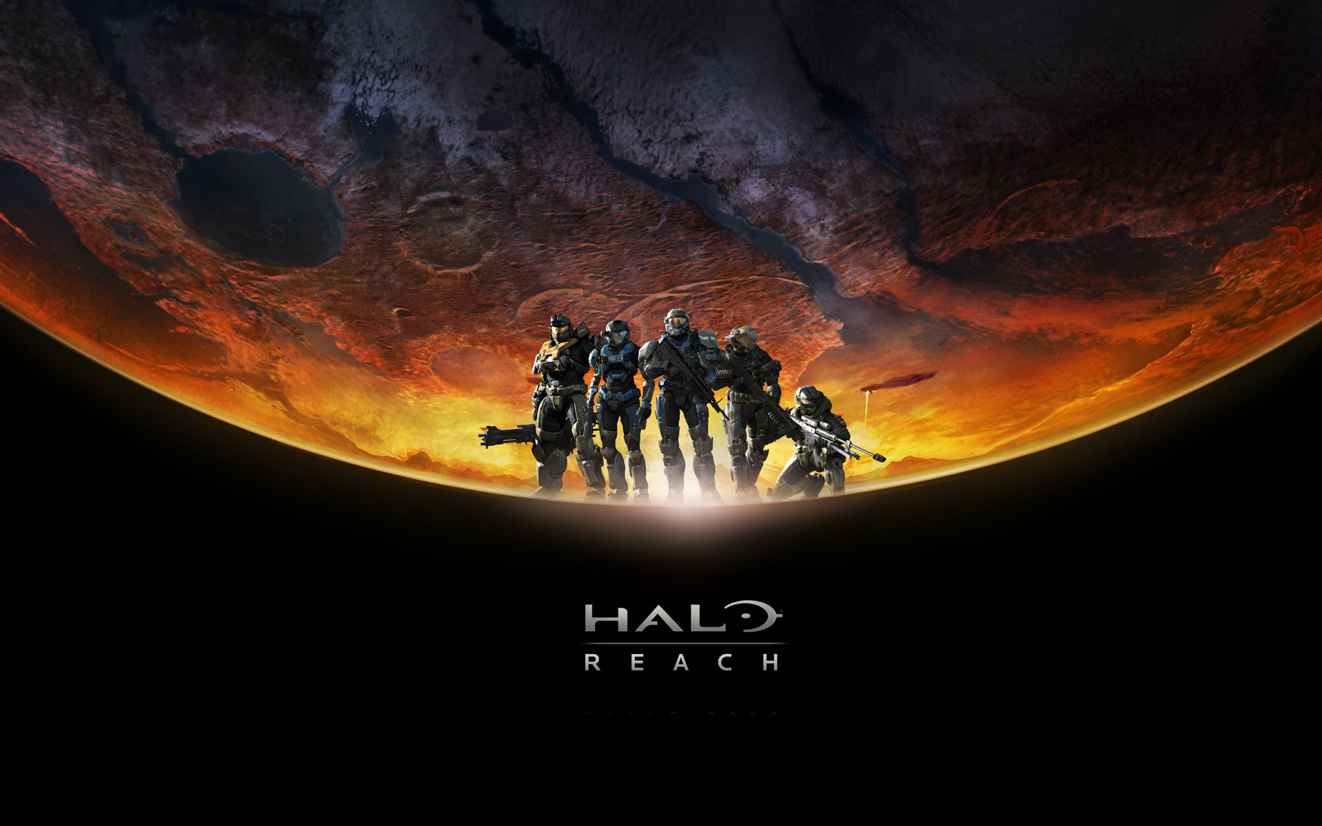 Halo Reach 2010 Wallpapers | Wallpapers HD