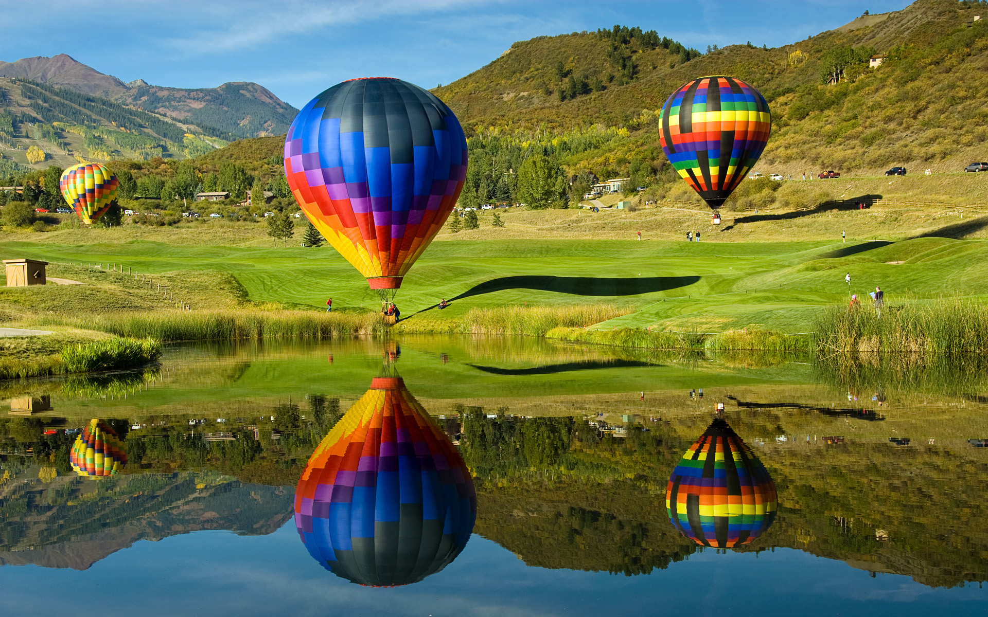 hot air balloons wallpapers | wallpapers hd