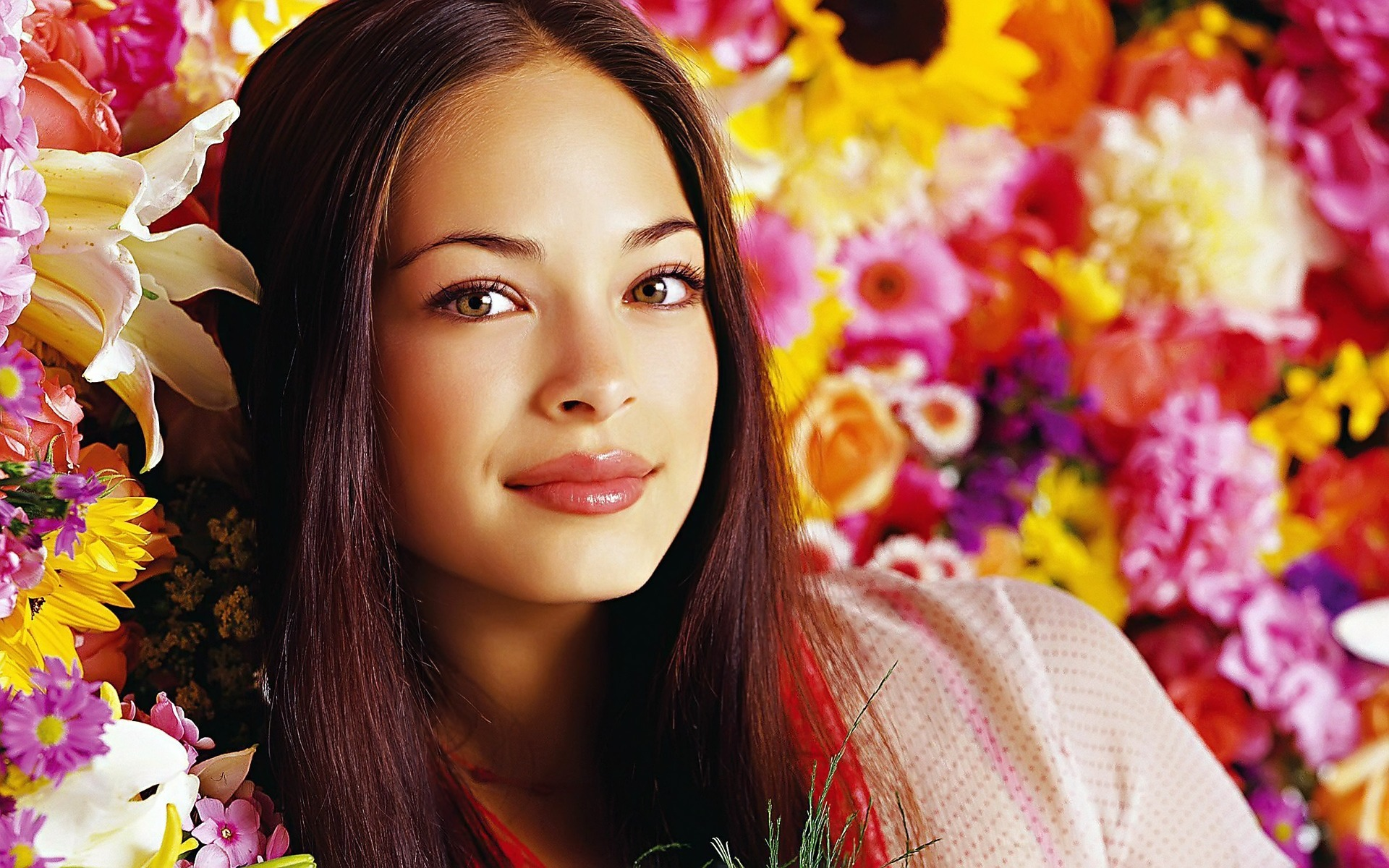 kristin kreuk canadian tv actress wallpapers | wallpapers hd